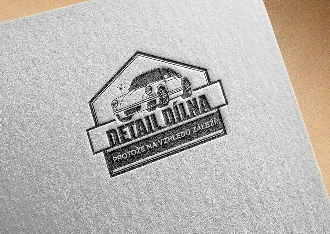 Logo Detail Dílna