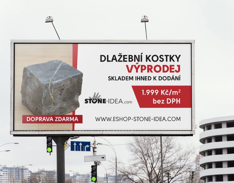 Billboard Stone Idea