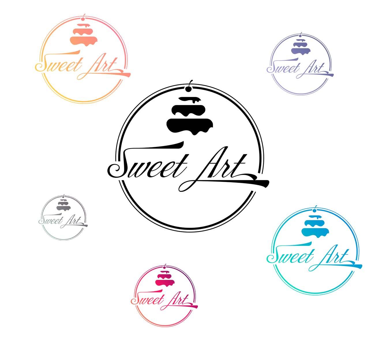 Logo Sweet Art